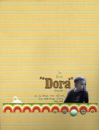 DORAMODE435